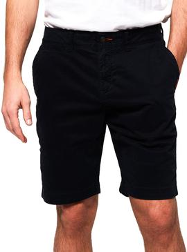 Short Superdry International Marin Homme