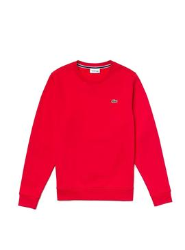 Sweat Lacoste Redondo SH7613 Rouge Homme
