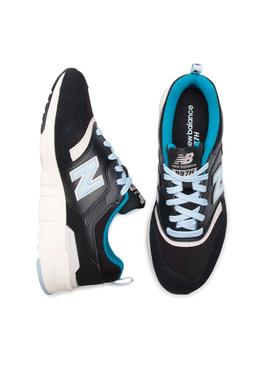 Baskets New Balance CW997 Homme Noir