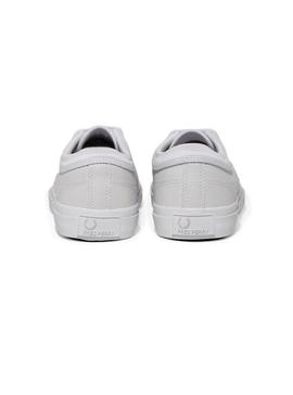 Baskets Fred Perry Kendrick White