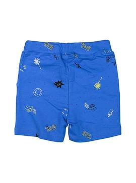 Shorts Name It Bleu Fasse Enfante