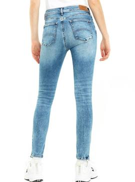 Jeans Tommy Jeans Nora 7/8 Femme