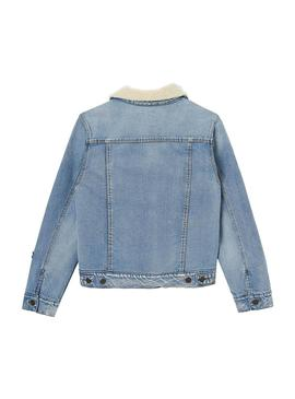 Veste Levis Shertruc Light Denim Enfante