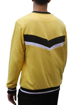 Sweat Rompiente Clothing Mousse Jaune