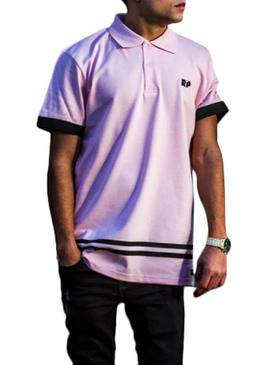 Polo Rompiente Clothing Rose