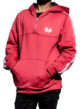 Sweat Rompiente Clothing Kanguro Rouge