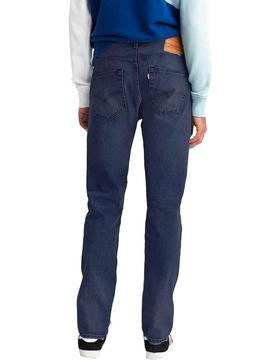 Jeans Levis 501 Slim Ironwood Homme
