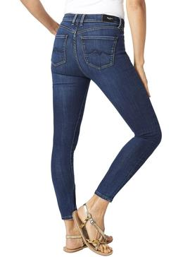 Jeans Pepe Jeans Cher High pour Femme