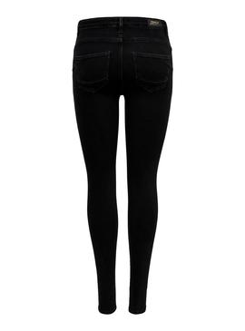 Pantalon Only Power Black Femme