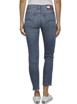 Jeans Tommy Jeans Izzy Crop Femme