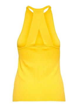 Top Only Brielle Jaune Femme