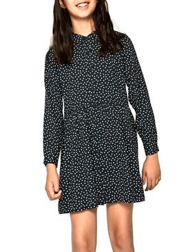 Pepe Jeans Dress Kroes Topos Fille