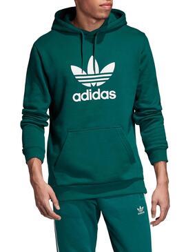 pull adidas homme vert 63% de réduction
