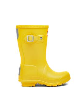 Bootss Hunter Kids Original Amarillo