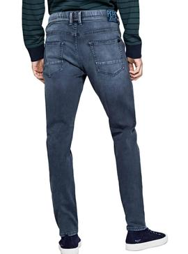 Jeans Pepe Jeans Jager Bleu Homme