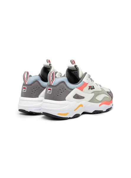 Baskets Fila Ray Tracer Marsmallow Pour Femme