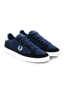 Baskets Fred Perry Deuce Mesh Marino Homme