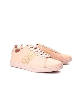 Lacoste Carnaby Evo Rosa Femme
