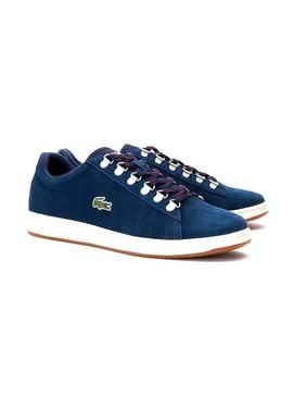 Baskets Lacoste Carnaby Bleu Homme