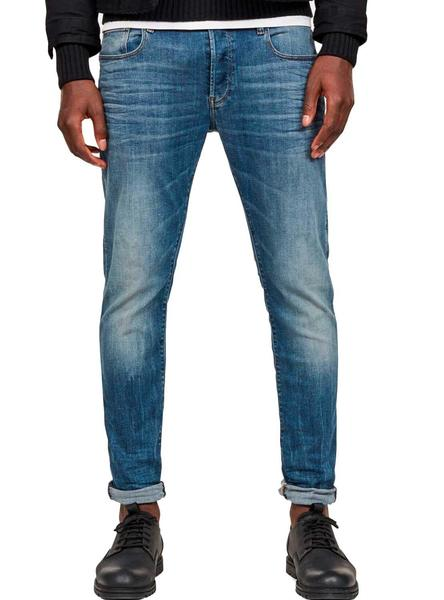 Jeans G Star 3301 Vintage Medium Homme