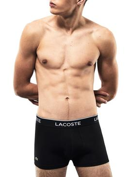 Pack Boxer Lacoste Boxer Basic Homme