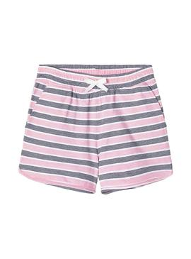 Shorts Name It Vamaja Rose pour Fille