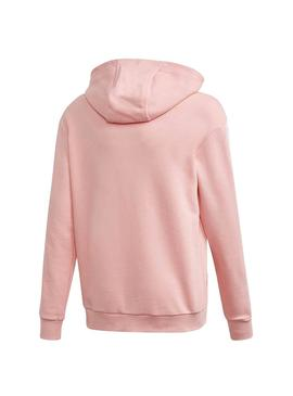 Sweat Adidas Lock Up Rosa para Fille