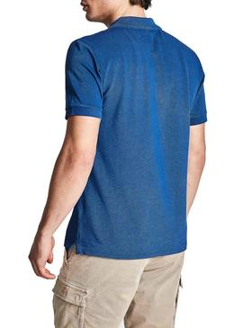 Polo North Sails Nautic Bleu pour Homme