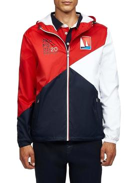Veste North Sails Saint Tropez Tricolore Homme