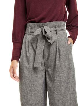 Trousers Vila Vibetti Gray