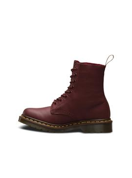 Boots Dr. Martens 1460 Pascal Virginia Grenat