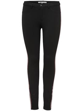 Evie Black Only Pantalon