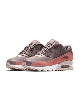 Baskets Nike Air Max 90 Mauve