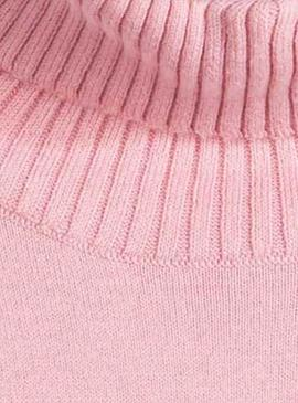 Pull Mayoral Tricot cygne rose pour Fille
